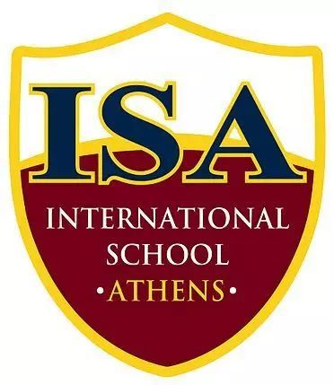 雅典国际学校logo