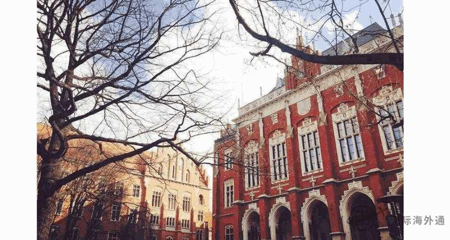 2020年波兰的大学排名