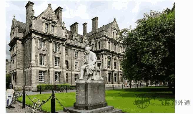 2020年爱尔兰排名前五的大学