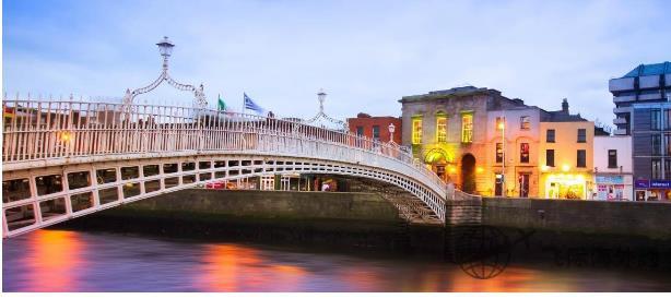 留学爱尔兰有哪些福利可以享受?