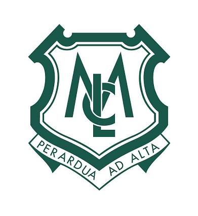 卫斯理中学 logo