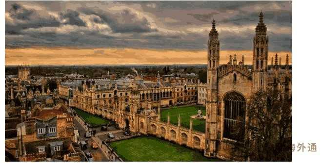 2020年英国大学的排行榜