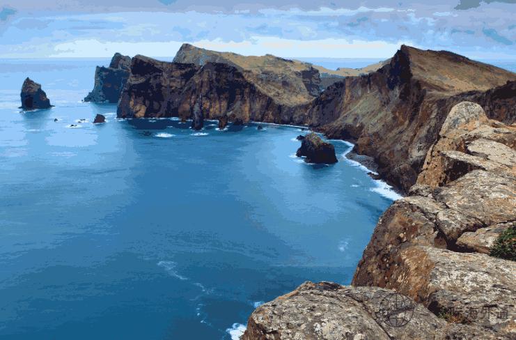 海边风景图