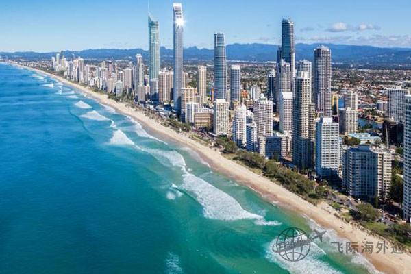 澳洲城市风景