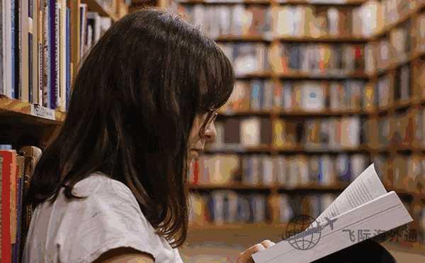 一个人在读书